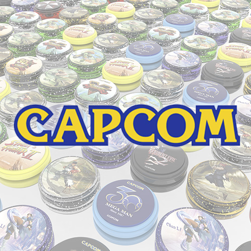 Ioiô Profissional Lata Premium Capcom Megaman 30th