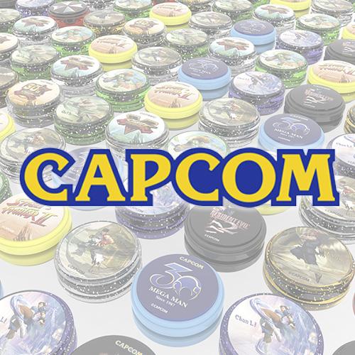Ioiô Profissional Lata Premium Capcom Resident Evil