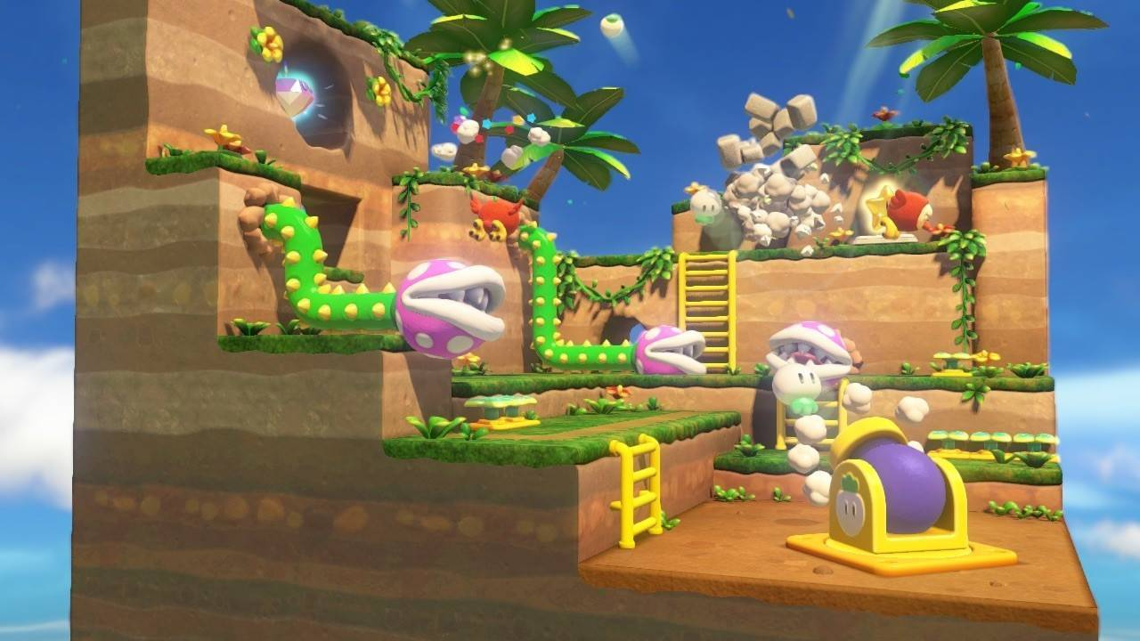 Jogo Captain Toad Treasure Tracker Switch Seminovo