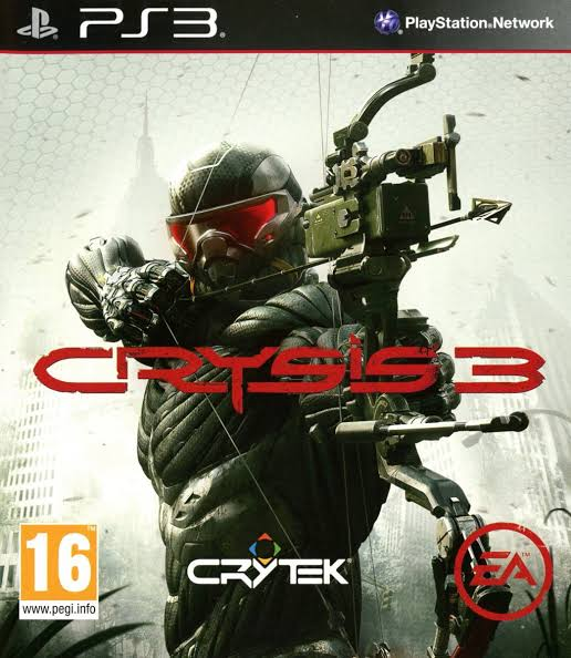 Jogo Crysis 3 semi novo Ps3
