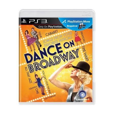 Jogo Dance on Broadway novo Ps3