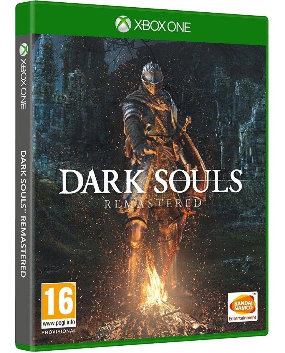 Jogo Dark Souls Remastered novo lacrado Xbox one