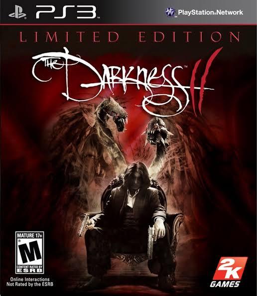 Jogo Darkness 2 semi novo Ps3
