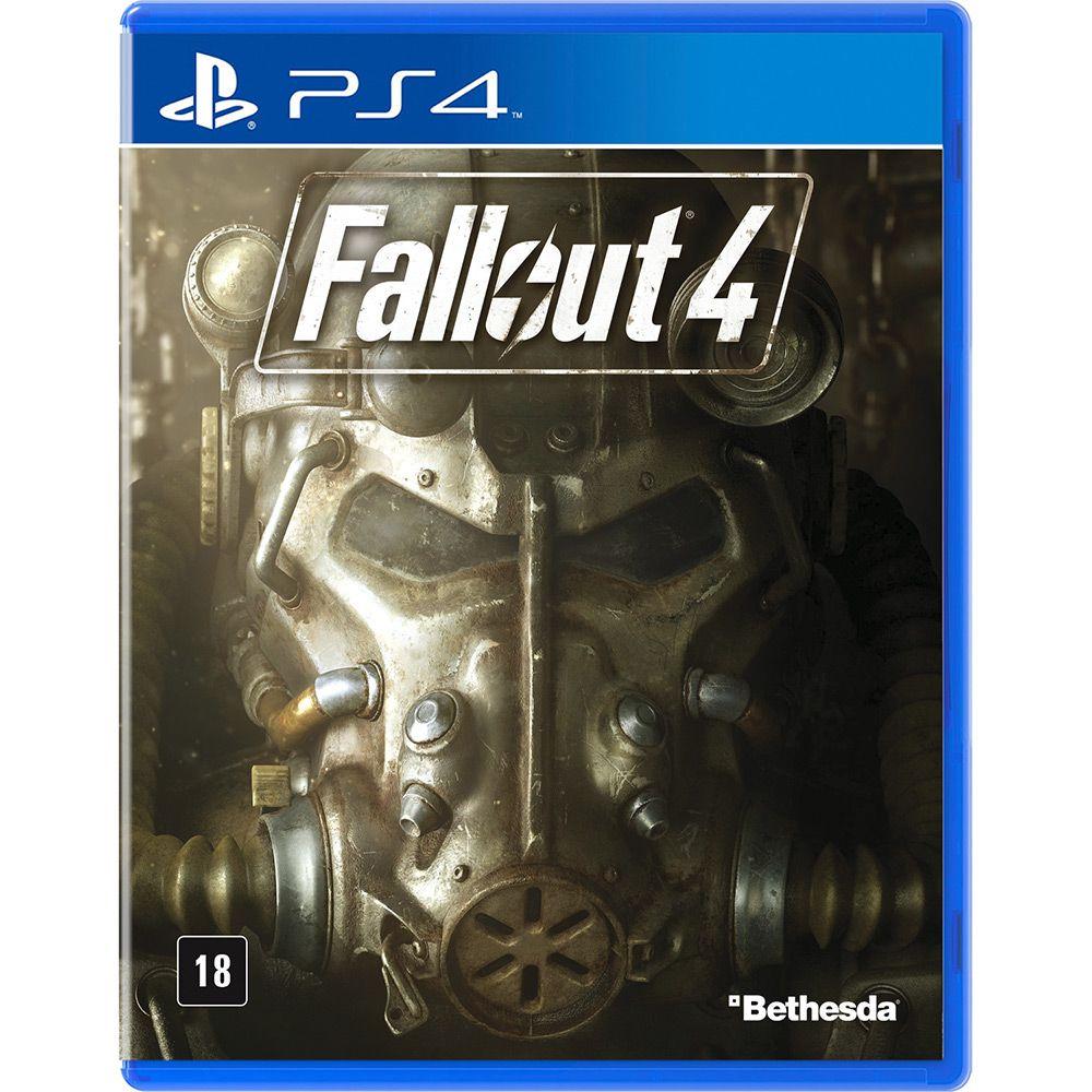 Jogo  Fallout 4 PS4 Seminovo