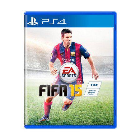 Jogo Fifa 15 semi novo PS4