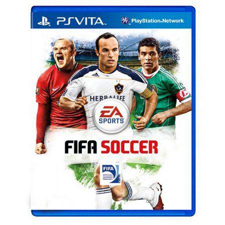 Jogo Fifa Soccer semi novo Psvita
