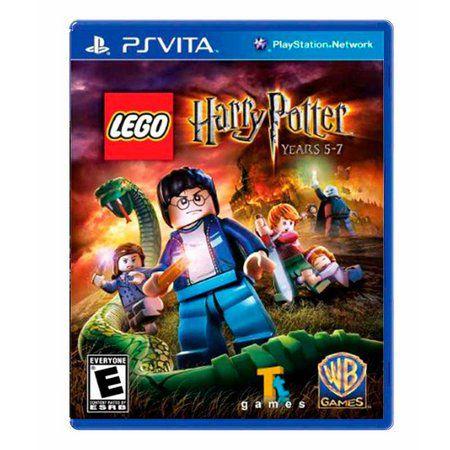 Jogo Lego Harry Potter semi novo Psvita