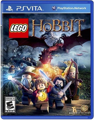 Jogo Lego The Hobbit para PSVita