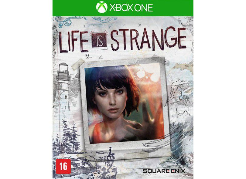 Jogo Life is Strange semi novo Xbox one