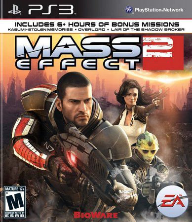 Jogo Mass Effect 2 semi novo Ps3