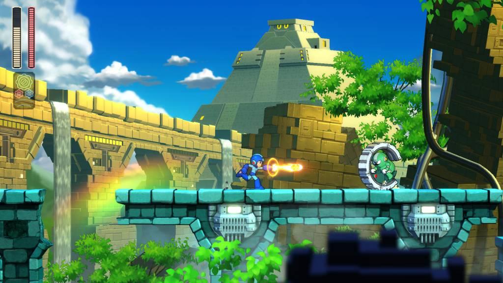 Jogo Mega Man 11 Nintendo Switch Novo Lacrado