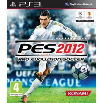 Jogo Pes 2012 Pro Evolution Soccer semi novo Ps3