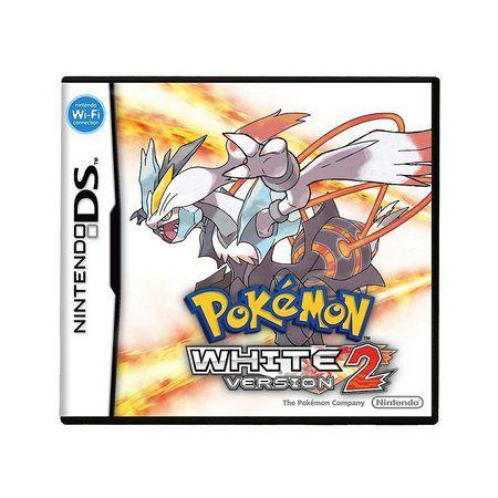 jogo Pokemon White Version 2 DS