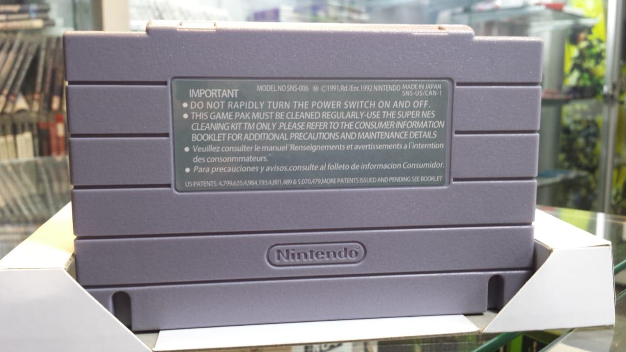 Jogo Secret of Mana para Super Nintendo