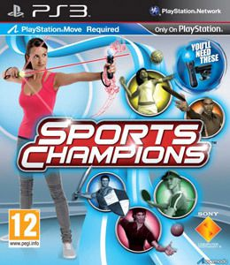 Jogo Sports Champions semi novo Ps3
