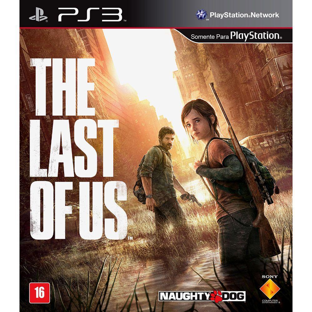 Jogo The Last of Us semi novo Ps3