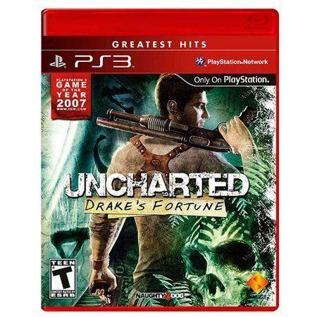 Jogo Uncharted  semi novo Ps3