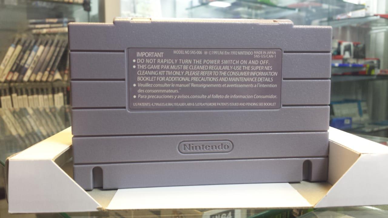 Jogo Zelda a lnk to the past para Super Nintendo