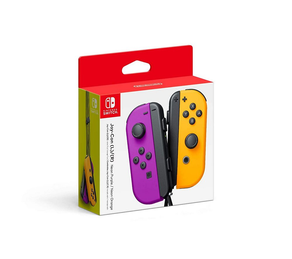Joy Con Nintendo Switch novo