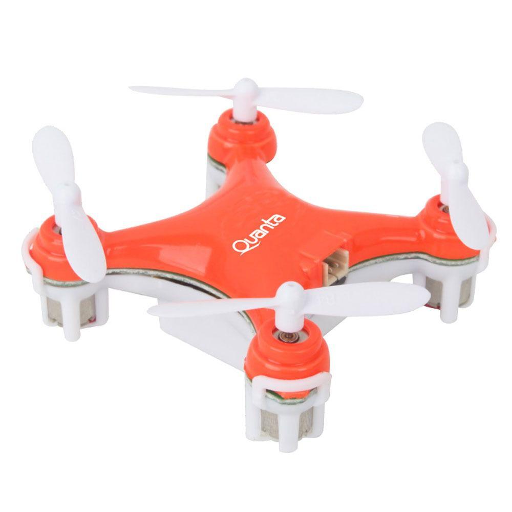 Mini Drone Quanta Qtpdr 2036 Com Controle Remoto Semi novo
