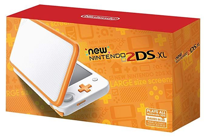 New Nintendo 2ds Xl Semi Novo Desbloqueado 32gb + Jogos