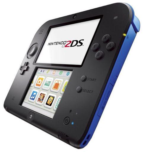 Nintendo 2ds Semi Novo + Jogos na Memória