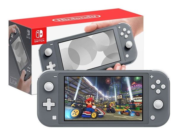 Nintendo Switch Lite Gray - Cinzento
