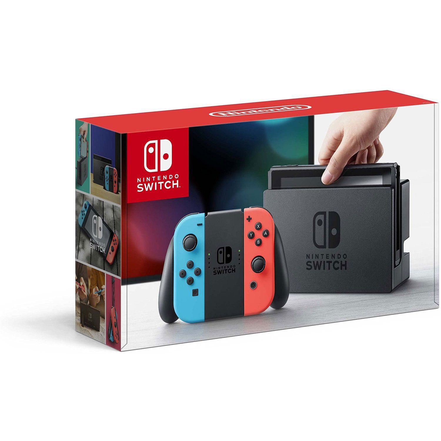 Nintendo Switch Novo