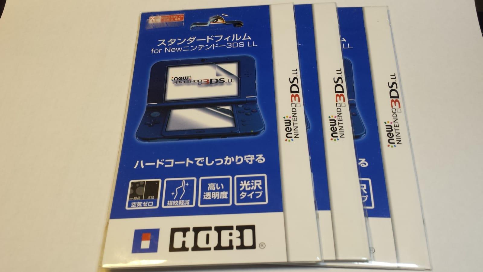 Pelicula Hori para Nintendo New 3Ds LX