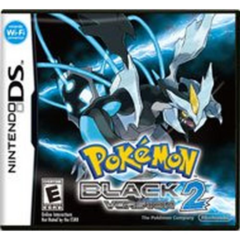 Pokémon Black Version 2 Nintendo Ds Seminovo Bh Loja