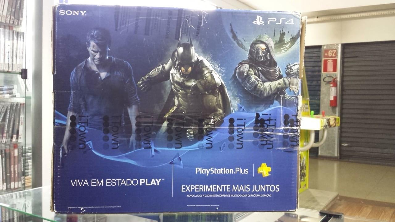 Ps4 Playstation 4 500gb