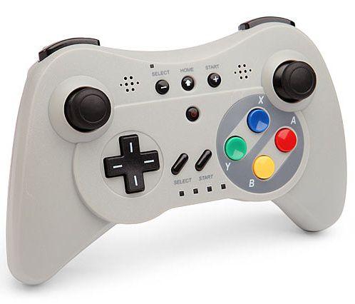 Retro Classic Controller Pro U semi novo