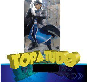Roy Mustang Fullmetal Alchemist Action Figure Miniatura