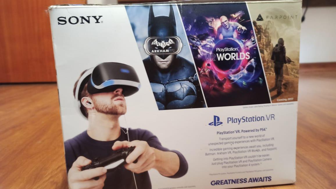 Sony Playstation VR Usado em ótimas condições + brindes