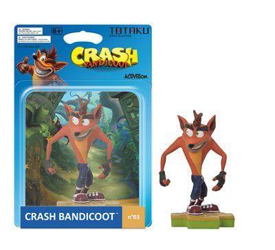 Totaku Crash Bandicoot novo