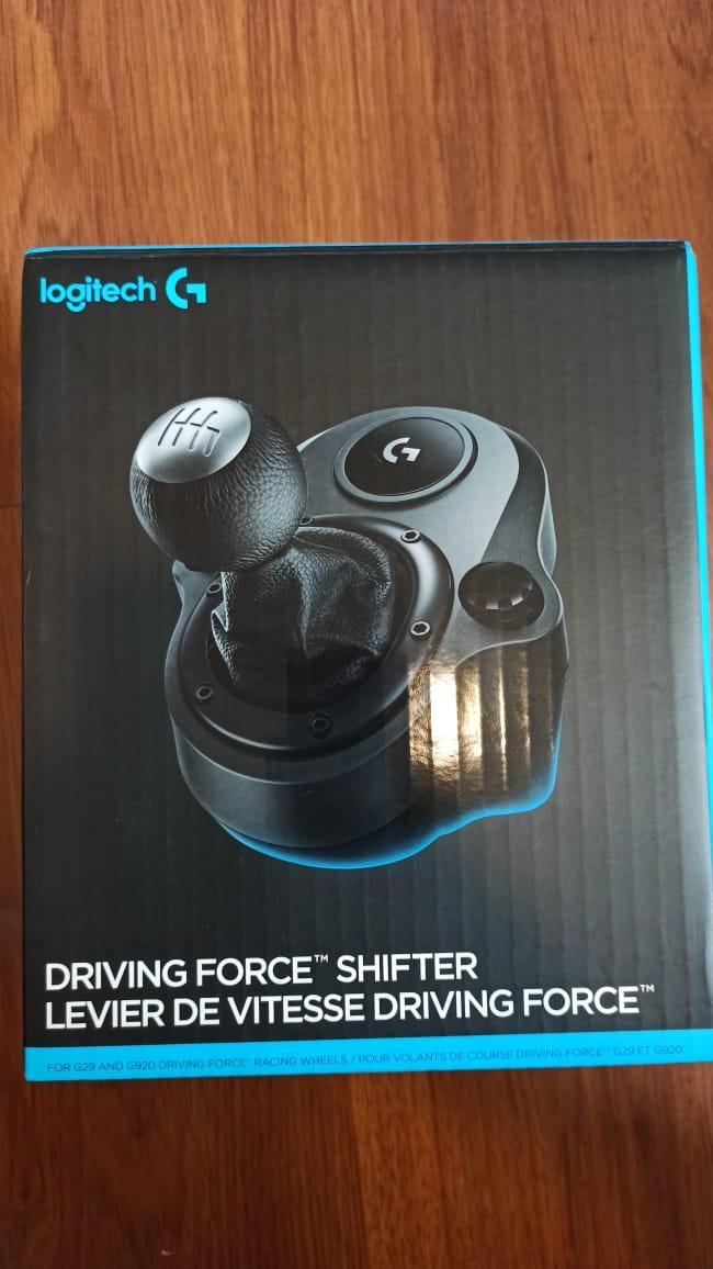 Câmbio Driving Force Logitech G29 Seminovo Ps4 Ps3