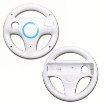 Volante Wii Branco semi novo