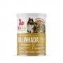 Caixa Ração Úmida Natural Cães PapaPets  Galinhada 12unid