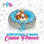Cama  para cachorro Firenze Bichinho Chic  -  Azul- G