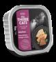 Patê Three Cats Adulto Sabor Peixe , Carne e Frango 90g