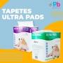 Tapete Higiênico para Cães Ultra Pads 60X80CM - 30UND AROMA NATURAL P&B