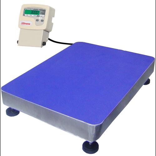 Balança de Piso 60 KG x 20g S/ Coluna - Plataforma 40x40cm