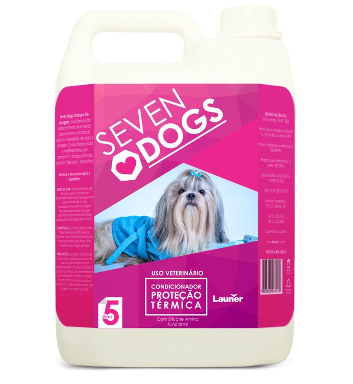 Condicionador Térmico Seven Dogs 5 Litros