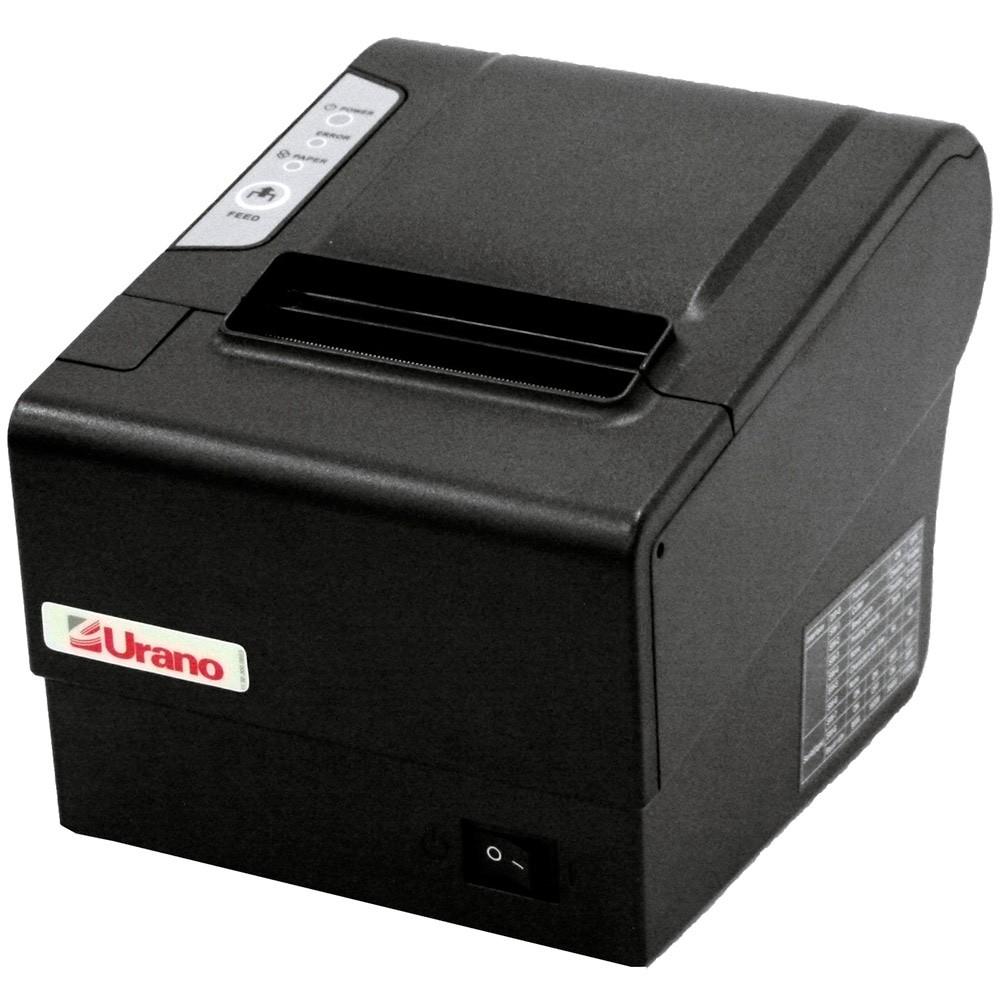 Impressora Urano ZP 250 USE, térmica, USB, Serial e Ethernet