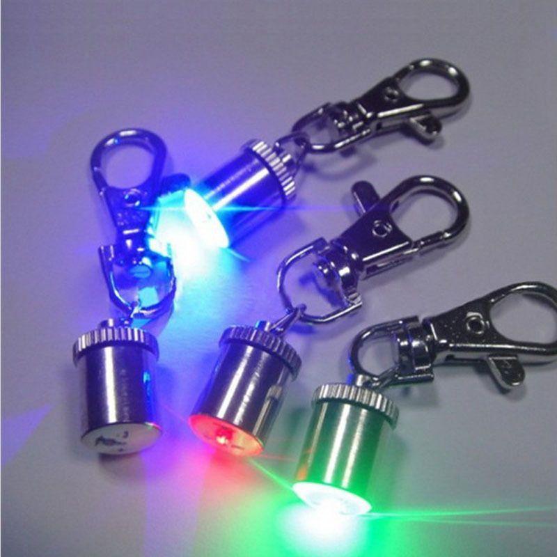 Pet Segurança Pingente Colar Led Lanterna