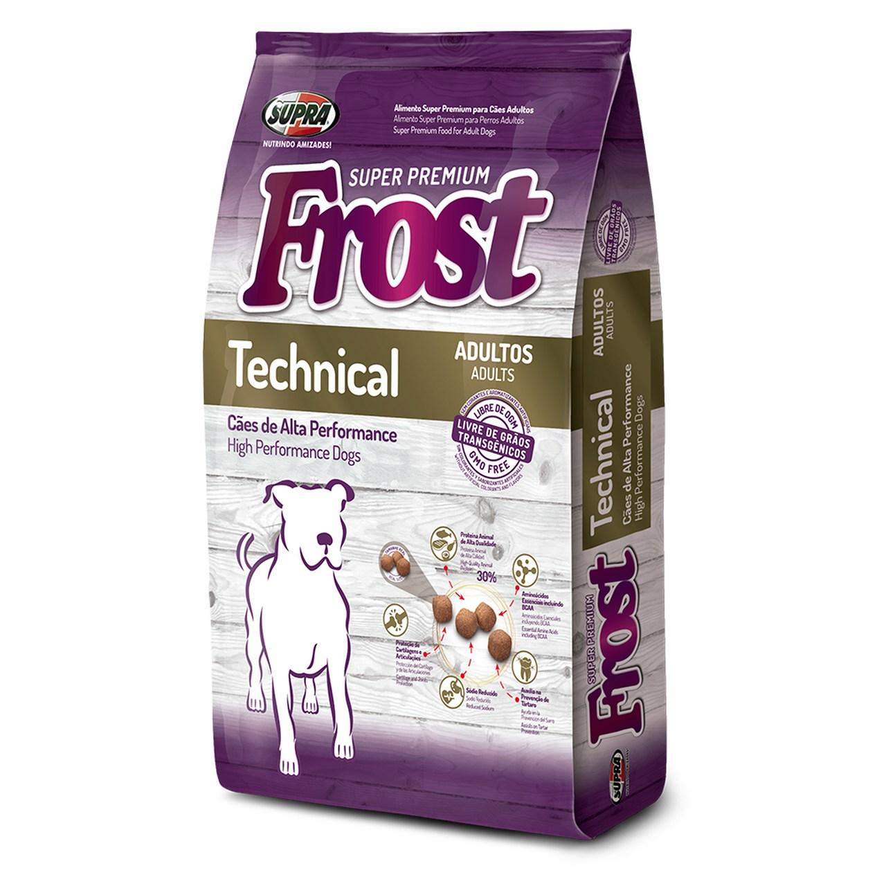 Ração Super Premium Frost Technical - 15 Kg