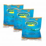 Pastilha Cloro 3x1  Neoclor 3 peças