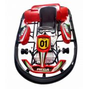 SUPER KART INDOOR/OUTDOOR com Amortecedor de Choque - 324