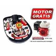 SUPER KART INDOOR - MOTOR GRÁTIS* - 1113