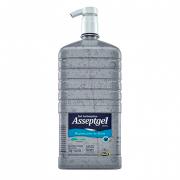 Álcool em Gel Antisséptico Assepgel Aloe Vera Prolink Higenizaor de Mãos 1,7 kg
